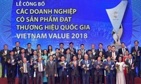 Enterprises with national brand products honored