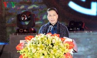 War martyrs, veterans honored to mark founding anniversary of Vietnam People's Army