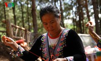 Moc Chau preserves traditional brocade weaving