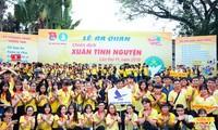 HCMC youth begins spring voluntary program
