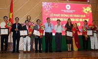 """""""Tet for the poor and AO victims"""" program launched"""