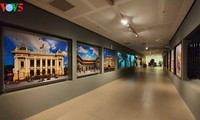 Contemporary art space at the National Assembly House