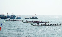 4-sacred-animals boat race opens in Quang Ngai