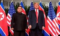 Trump raises prospect of easing sanctions on DPRK