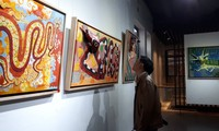 12 Zodiac animals featured in Ngo Ba Cong's exhibit