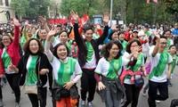 Vietnam Sports Day marked nationwide