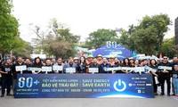 Vietnam responds to Earth Hour 2019