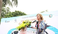 Vietnam's climate - educational cooperation project for sustainability launched