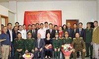Vietnam's National Reunification Day marked in Russia
