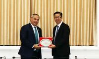 Australia's Gold Coast enhances cooperation with HCMC