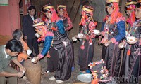 Ga Ma Thu worship ritual recognized national intangible cultural heritage