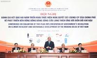 Government to earmark more funding for Mekong Delta region