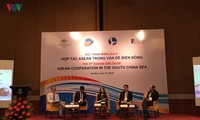 ASEAN dialogue seeks solutions to East Sea issues