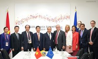 Milestones in Vietnam's cooperation with Japan and G20
