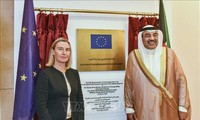 EU expands involvement in Middle East