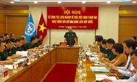 Vietnam contributes to UN peacekeeping efforts