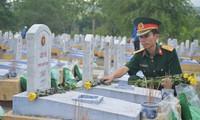 Buddhist requiem commemorates war martyrs in Cao Bang