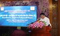 VOV President highlights journalists' tasks in digital era