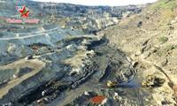 Quang Ninh province shuts down open pit coal mines