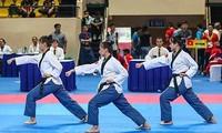 Vietnam wins  gold to open Asian Open Taekwondo Championship