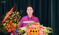 NA leader attends 30th anniversary of Thua Thien Hue province's re-establishment