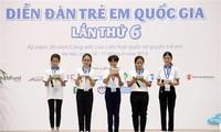 6th national children's forum calls for respect for children's voices