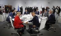 G7 lacks a common voice