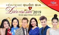 "National concert ""Soaring Vietnam"" celebrates National Day"