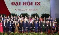 Vietnam Fatherland Front opens 9th National Congress