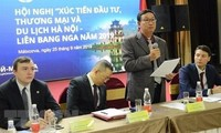 Hanoi's investment, trade, and tourism promoted in Moscow