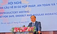 Vietnam introduces global compact for safe, orderly and regular migration