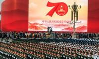 China celebrates 70th founding anniversary