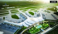 Long Thanh international airport:  Vision and opportunity