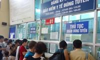 Vietnam develops health insurance for all