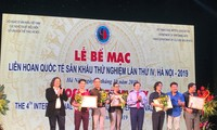 International Experimental Theater Festival concludes in Hanoi