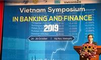 Symposium on Vietnamese banking, finance