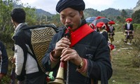 Music in wedding ritual of Red Dao in Lao Cai province