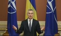 NATO chief says door remains open for Ukraine