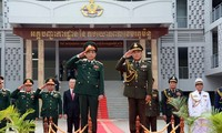 Vietnam, Cambodia strengthen defense cooperation