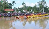 Ok Om Bok Festival of the Khmer