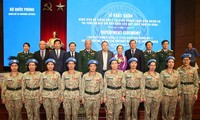 Vietnam's second Level-2 Field Hospital departs for South Sudan