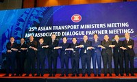 ASEAN Transport Ministers strengthen transport connectivity