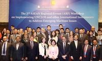 International cooperation on maritime security enhanced