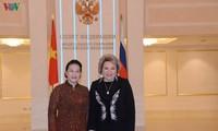 Vietnam, Russia bolster parliamentary cooperation