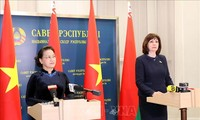 Vietnam, Belarus pledge greater support for further cooperation