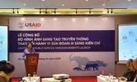 US organization delivers wildlife protection communications message