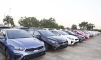 Vietnamese carmaker to ship 1,000 vehicles to Thailand, Myanmar