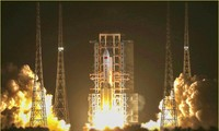 China launches its largest carrier rocket