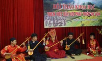 Seminar on Then singing and tourism development held in Thai Nguyen