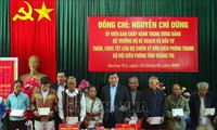 Programs held nationwide to ensure happy Tet for the poor